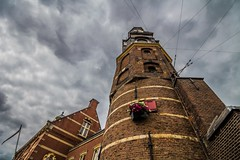 (McQuaide Photography (Away)) Tags: city holland building netherlands amsterdam architecture canon eos europe nederland wideangle dslr centrum stad gebouw uwa wideanglelens ultrawideangle 100d 1018mm mcquaidephotography