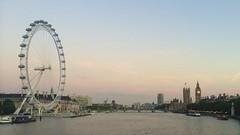 Thames Sunset (mark1alpha) Tags: london westminster thames londoneye parliament bigben westminsterbridge