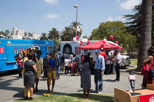 National HIV Testing Day 2014 - Los Angeles
