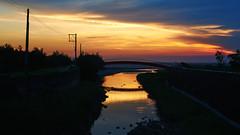Sunset ( | YELLOW Mao) Tags: ocean sunset sea landscape taiwan   miaoli