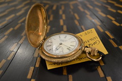 "Waltham Gold-Filled Pocket Watch • <a style=""font-size:0.8em;"" href=""http://www.flickr.com/photos/51721355@N02/14550199767/"" target=""_blank"">View on Flickr</a>"