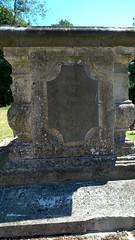 Boodle/Mitford box tomb