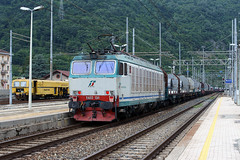Trenitalia E652 134 (Maurizio Boi) Tags: railroad italy train rail railway cargo locomotive treno tigre coils trenitalia ferrovia locomotiva e652