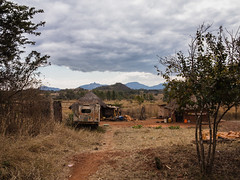 Last Look at Homestead (Rich Road) Tags: rural zimbabwe homestead ruralpoverty oldmutare