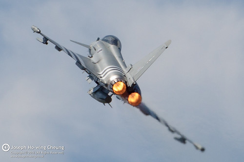 (ZK308) Eurofighter EF-2000 Typhoon FGR4 (Roya...