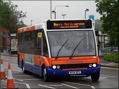 Centrebus 385 (MX06 BPO) (Colin H,) Tags: bus leicester solo nis 2014 385 bpo ibp optare mx06 snis centrebus m920 ipswichbuspage colinhumphrey mx06bpo