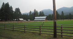 Farm house in Montana (spelio) Tags: trip travel camping usa aug 2013