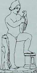 """Image from page 417 of """"Archaiologik ephmeris : ekdidomen hypo ts en Athnais Archaiologiks Hetairias"""" (1862)"""