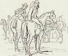 """Image from page 248 of """"La vie hors de chez soi (comédie de notre temps) l'hiver, le printemps, l'été, l'automne; études au crayon et à la plume"""" (1876)"""