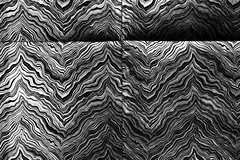 Waves (Kevin Rigdon) Tags: bw fujixpro1 lasvagasnevadausathestripfabric