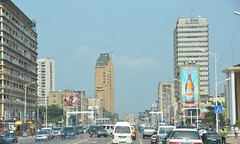 """kinshasa street • <a style=""""font-size:0.8em;"""" href=""""http://www.flickr.com/photos/62781643@N08/14849920355/"""" target=""""_blank"""">View on Flickr</a>"""