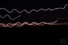 0770. (wikemaz) Tags: longexposure light lines nikon waves headlights fisheye streaks wavey lightstreaks tailights d5200