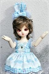 Who fuxking care (Red Mina) Tags: holiday doll meeting bjd rosen volks zero lied mignon unoa letea
