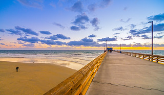 Newport Beach Pier (explored)