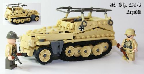Sd Kfz 250/3