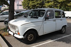 Renault 4 TL (alex73s) Tags: auto old car french automobile 4 voiture renault coche oldcar 4l macchina worldcars