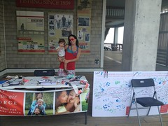 Tabling in the Outer Banks