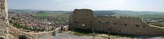 Rupea, the fortress and the city (Dan Chirita) Tags: city history citadel medieval romania fortress cetate rupea ora
