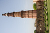 Delhi - Qutub Minar 3 (Le Monde1) Tags: india carved nikon vishnu delhi tomb columns courtyard mosque unesco worldheritagesite sultan hindu cloisters minar masjid qutubminar northernindia iltutmish alauddinkhalji d7000 lemonde1 shamsuddiniltutmish vishnupada