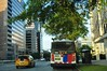 The street in Houston (faungg's photos) Tags: street city usa bus buildings us texas traffic metro tx taxi houston scene 城市 街景 美国 休斯顿 得克萨斯州