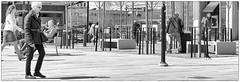 Street Scene (Xerethra) Tags: street people blackandwhite bw 35mm geotagged spring nikon europa europe sweden candid skandinavien may streetphotography sverige scandinavia sollentuna maj svartvit 2013 stockholmslän nikond80 vå allfarvägen allfarvägensollentunastockholmslänsverige