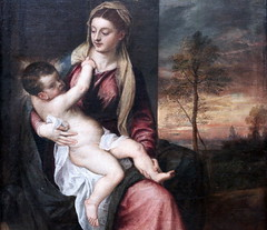IMG_4022VA  Le Titien (Tiziano Vecellio) 1490-1576. (jean louis mazieres) Tags: museum painting munich münchen deutschland musée peinture museo allemagne peintres titien altepinakothek tizianovecellio museummünchen muséemunich