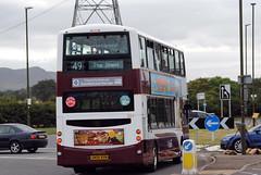 899 (Callum Colville's Lothian Buses) Tags: bus buses volvo edinburgh lothian lothianbuses edinburghbus b9tl madderandwhite madderwhite busesedinburgh busesb9tl buseslothianbuses