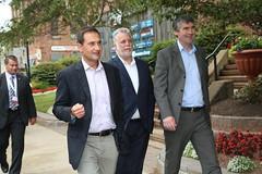 Premiers/premiers ministres Ghiz, Couillard, and/et McNeil