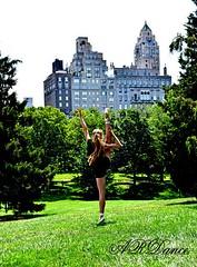 Ballet in Central Park (Anna Duke Dancer) Tags: anna ballet cute beautiful photography dance kid amazing ballerina arch dancing little sister brother unique duke dancer siblings pointe extension split cuteness splits flexible splitintheair annaduke annadukedancer
