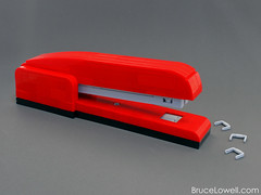 LEGO Stapler (bruceywan) Tags: life house real office lego object space stapler photostream officespace streamline moc brucelowellcom