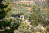 Temple d'Athéna à Delphes
