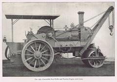 Clayton & Shuttleworth convertible road roller c1910 (Runabout63) Tags: clayton steam roller shuttleworth