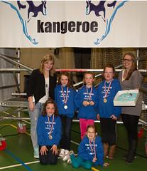 2014 apr. Mini N2.1 Kampioen niv. 2; Tr. Marieke Kremer