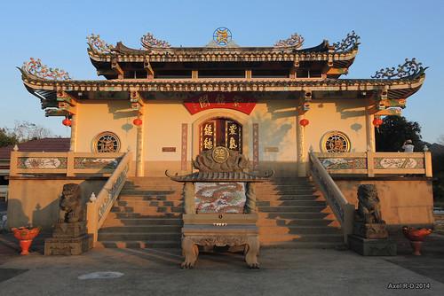 Temple - Ranong