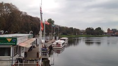 My first #time-lapse of #Lübeck and #river #Trave   #DeutschlandDeutschland #Germany (Rashdi (RXposure)) Tags: river germany deutschland time lübeck trave