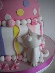 Detalle gatitos (Pastelera Bakery Shop) Tags: palmademallorca pasteles islasbaleares pastelesdecorados pastelesdecoradospalmademallorca