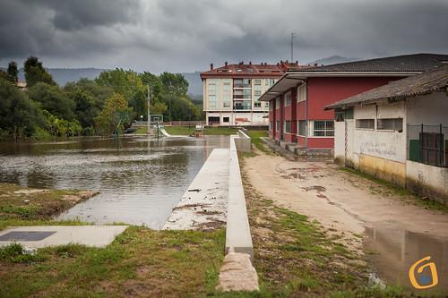 Inundación septiembre 2014