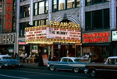 Paramount Theatre 1959 (Railroad Jack) Tags: