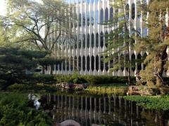 IMG_5913 (JessyeAnne) Tags: ohio conservatory oh oberlin koipond yamasaki oberlincollege bibbinshall