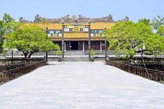 Forbidden City Emperor Citadel Palace Hue Vietnam (metaxom) Tags: city citadel palace vietnam forbidden hue emperor