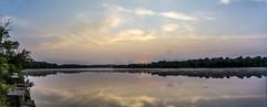DSC_0084 jul Stitch-2 (johnjmurphyiii) Tags: summer panorama usa sunrise dawn stitch connecticut cromwell connecticutriver riverroad johnjmurphyiii 06416