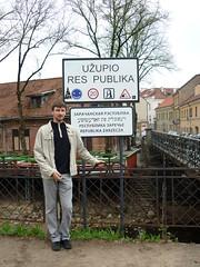 Republika Zarzecza | The Republic of Užupis