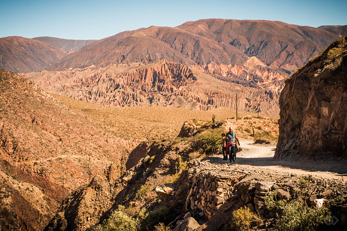 ARGENTINE - Route Jujuy