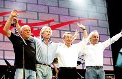 Pink Floyd (PinkFloydTurkNet) Tags: pink son final floyd live8 veda kez birlikte sonkez pinkfloydunvedas