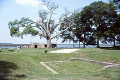Fort Frederica National Monument (Stabbur's Master) Tags: nationalmonument usnationalmonument fortfrederica fort fortress georgia eastcoastfort johnwesley oglethorpe stsimonsisland fredriver fortfredericanationalmonument 1700sfort methodisthistory methodism