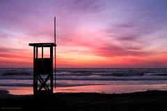 Mallorca Magenta Sunrise (Dan Krn) Tags: sunrise olympus sonnenaufgang farben bunt coloured mallorca strand meer sea red magenta rot holiday