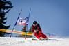 Laurent impressionnant (La Pom ) Tags: combloux flêche compétition descente géant moniteur ouvreur porte piste stade rodhos ski