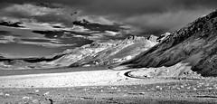 Badwater Road (Neal3K) Tags: deathvalley ca california desert ir infraredcamera kolarivisionmodifiedcamera bw blackandwhite