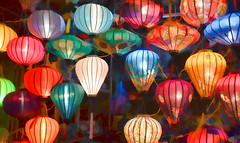 It's Lantern City here!