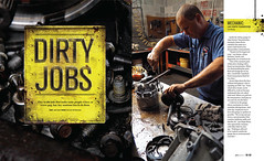spread :: styleLS :: dirty jobs (jamie ezra mark) Tags: jobs dirty magazinespread designmagazine dirtyjobs jamiemark jamieezramark lakesumterstyle